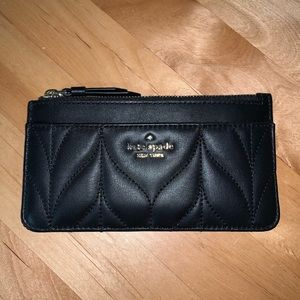 Like New Kate Spade Briar Lane Quilted Cardholder